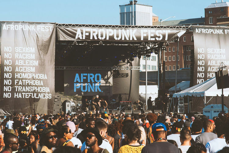 AfroPunk '16, Large Group Of People Leisure Activity Melanin Black NYC Issa Khari DontbeCameraShy Mission Afropunk Afropunkfest Afropunkbrooklyn Brooklyn Canon 24_105mm Canon7dMK2 Canon7d MRKII Music Festival Music Brings Us Together