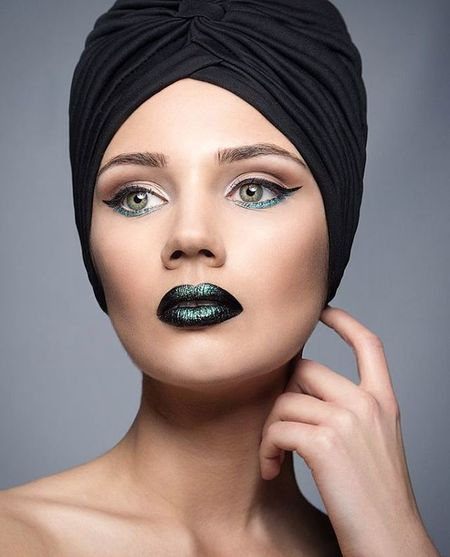 Beautiful Makeupartist Makeup Portrait Studiophotography Rigaphotography Beauty Loock Lips Style_lv Creative Instabeauty
