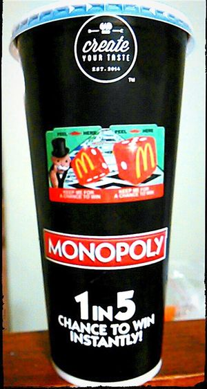 Human Representation Trademark™ Trademark ™ Disposable Cups DisposableCups! MrMonopoly Mr Monopoly Maccas Dice Alphabetical & Numerical Mcdonalds WesternScript Western Script Text McDonald's Text&images Drink Cups Monopoly Mc Donald's Mc Café At Mc Donald's Macca's At McDonald's Create Your Taste Drinkcups The Golden Arches Mc Donalds Drinkcup Information
