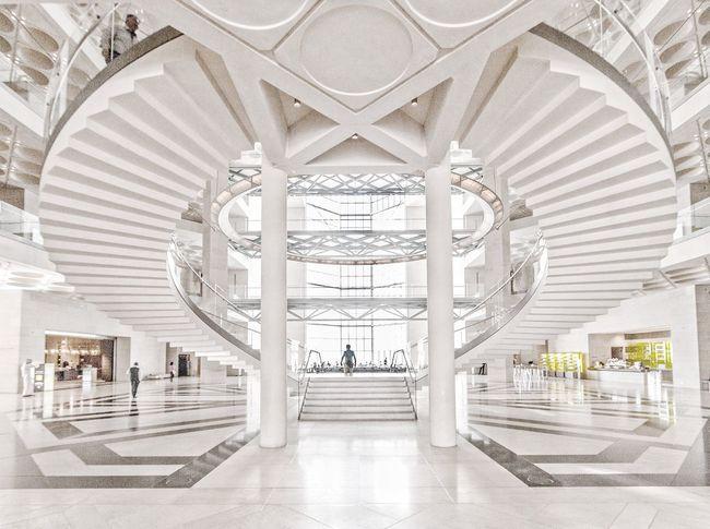 The Architect - 2016 EyeEm Awards Doha Doha,Qatar Doha_photography Doha City Mia Museum Of Islamic Art Mia Doha Gulf Qatar Qatarlife