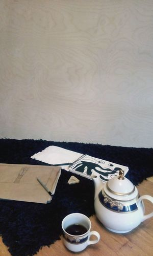 Tea Drawing Graphics Art Art In Progress Process
