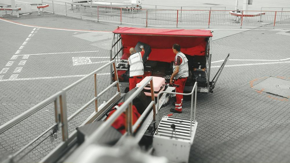 Luggage Teamwork Hardworker Partner Red Color Capture The Moment Colour Of Life