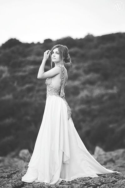 Eye4photography  Black And White Photography Montenegro Ginger Shadows & Lights Beauty Of Montenegro Modelling Gown Nebojsa Nisic Photography