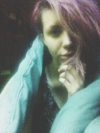 Sad Girl Princess Cozy Alone In The Dark