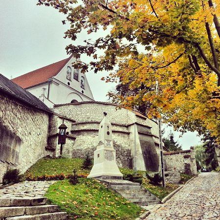 Jesień w Kazimierzdolny Igerslublin