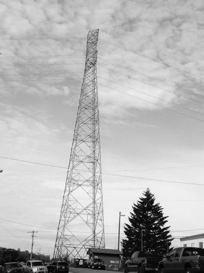 Built Structure Cloud - Sky Communications Tower Development Low Angle View Mode Of Transport Tall - High Tourism Transportation Travel Destinations