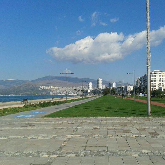 Alsancak Kordon İzmir Alsancak 😊