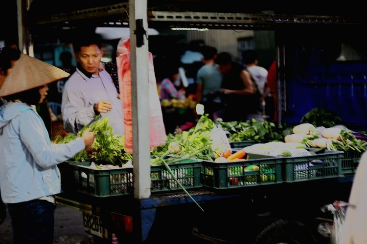 """Night Market"""