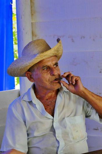 Cigar Human