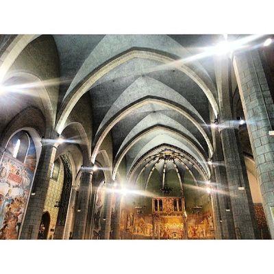 Esglesia Santa Maria INSTABLANES Incostabrava Focsblanes Igersgirona catalunyaexperiencie descobreixcatalunya fotodeldia elmeupetit_pais