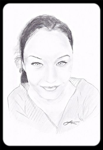Sketch Drawing Portrait Art