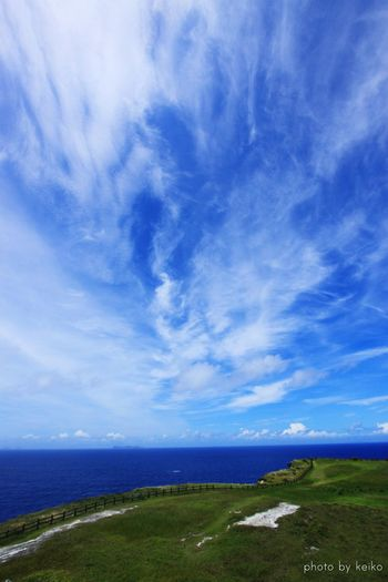 粟国島 沖縄 Okinawa OKINAWA, JAPAN 海 Nature_collection EyeEm Gallery EyeEm Best Shots Eye4photography  Japan Scenery 写真好きな人と繋がりたい Japan Photography Eyeemphotography Landscape_Collection Landscape_photography Landscape 風景 Blue Sky Okinawa_kei