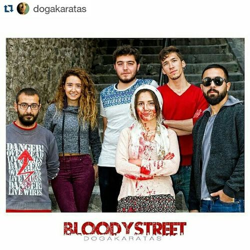 Check This Out Hi! Me Beard Team Photography Bloodystreet Hello World Streetphotography Fashion Photography with DOGAKARATAS