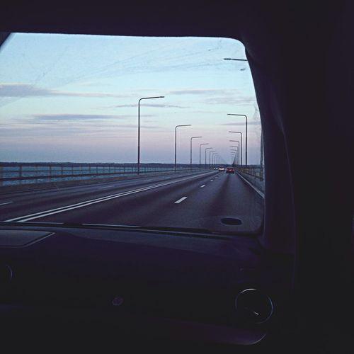 Öland Bridge Easter