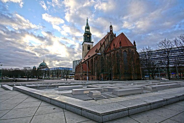 St.Marienkirche Marienkirche Religion Travel Architecture Outdoors City Berliner Dom Dom Tourism Germany🇩🇪 GERMANY🇩🇪DEUTSCHERLAND@ Berlin Photography Berliner Ansichten Berlin Architecture