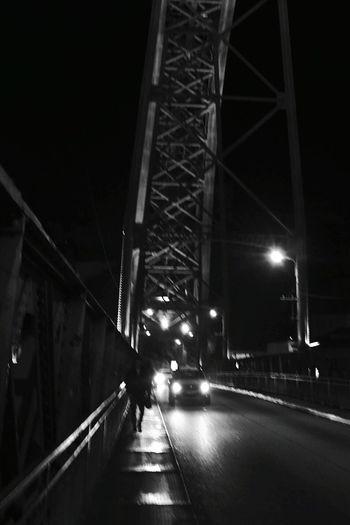 Night Bridge -