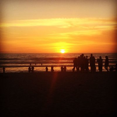 Missionbeach SanDiegoSunset Sunset