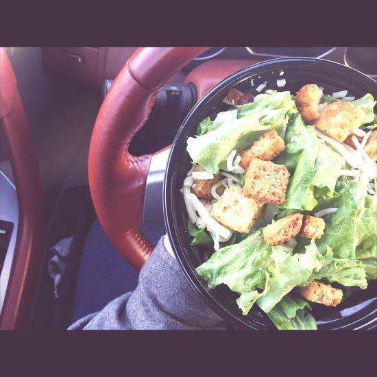 Caesarsalad Salad Food Greens