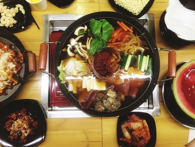 Korean food at jjigae house Jktfoodies