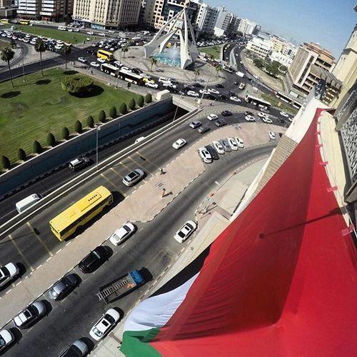 فوق مؤسستنا علم فوق_مؤسستنا_علم فوق_بيتنا_علم فوق_سيارتي_علم علم الامارات ﻳﻮﻡ_ﺍﻟﻌﻠﻢ عاش_العلم الوطن Uaenoc Dubai UAE Flag_day uae_flag_dayAlamiri2012