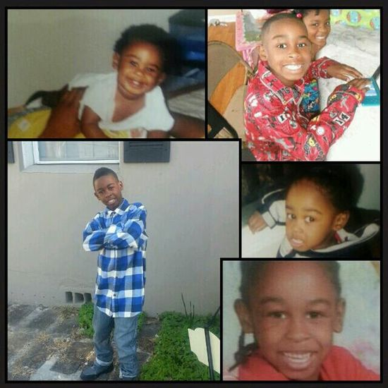Happy 10th Birthday to my first born..Mommy ♥'s u wit everything inside me