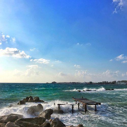 Sea view Rocks