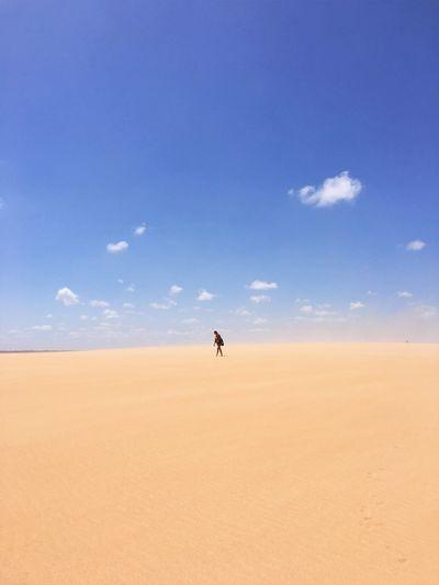 Travel Desert