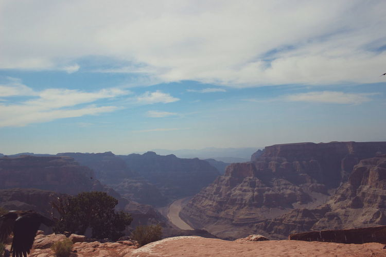 Grand Canyon Day Geology Grand Canyon Grand Canyon National Park Landscape Nature No People Outdoors Sky