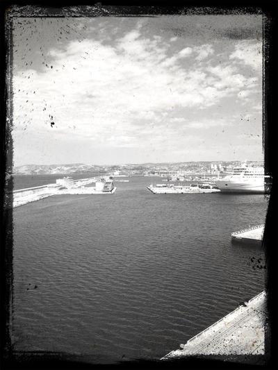 Mer Port De Marseille