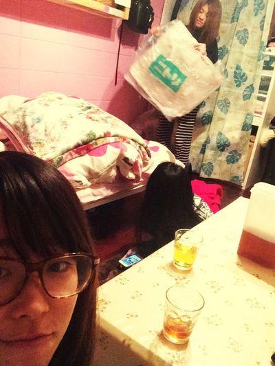 Preparing For Trip Relaxing Hi! We're going to go Miyakojima tomorrow:)