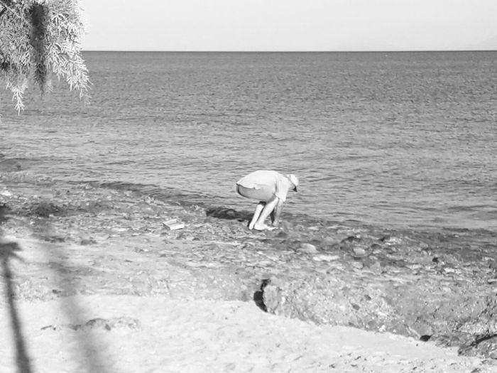Greekstyle Water Clear Sky MonochromePhotography Beachlife Beachphotograhpy Scenics Nature Greece2016 Streetphoto_bw Men Sea Outdoors Kardamena Streetphotography