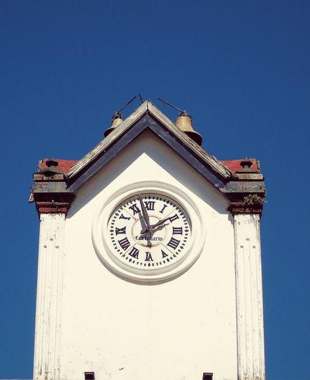 Time Sky Clock