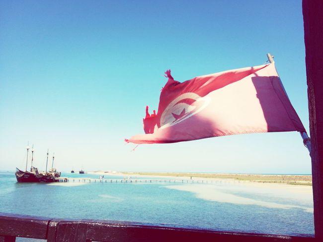 Tunisia Tunisian Flag Eyeem Tunisia Djerba