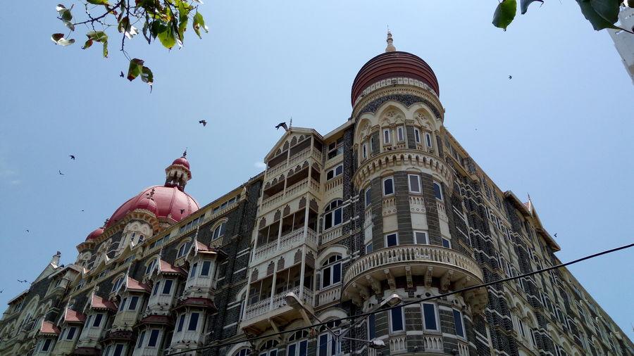 Taj Hotel 🏩