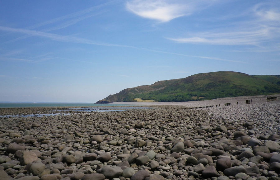 Porlock beach in north Somerset, SW England, UK - taken in July. Beach Photography Britain Coastline Coastline Landscape Landscape_Collection Seascape Photography Somerset Somerset England Beach Beachphotography Coast Coastal Cobbles England Landscape Landscape_photography Landscapes Lanscape Pebbles Scenics - Nature Seascape Seaside Surface Level Tranquil Scene Tranquility