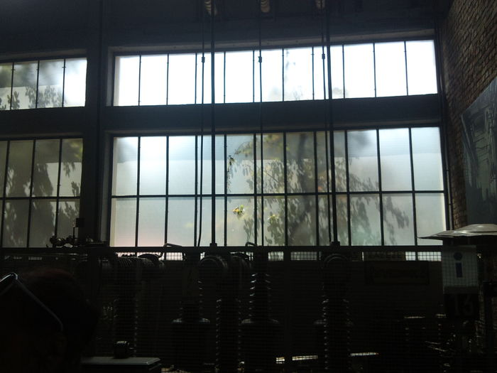 Building Elektrownia łaziska Power Station Window łaziska Górne