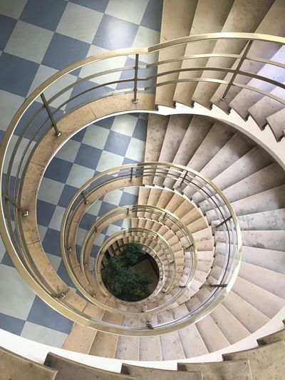 Look what I've found today 😍 No. 5 Eye4photography  Best Of Stairways The World Needs More Spiral Staircases Architecture_collection Eye4photography  Hanging Out Exeptional Photographs Light And Shadow Geometric Shapes Urban Geometry Perspective Architectural Detail Berliner Ansichten From My Point Of View Architecture Vanishing Point Stairs_collection Stairways Stairs Pastel Power The Architect - 2016 EyeEm Awards
