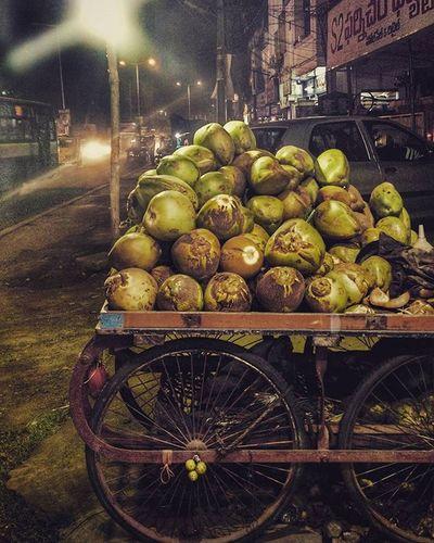 Instalike Instadaily Instagood Instamood Instatravel Vijayawada Night Coconut