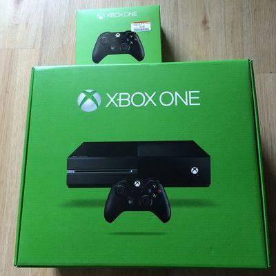 Next up XboxOne