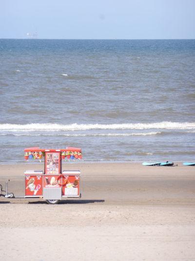 Sea Water Beach