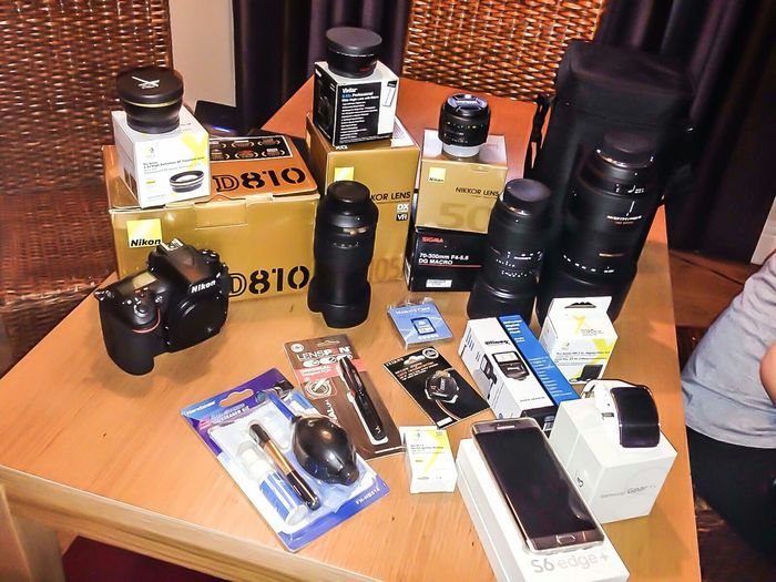 My new kit.... Including camera, lenses, phone and watch... So if you never see me again it's because I've forgotten my log in details.... LOL New Kit New Camera New Phone New Lenses Check This Out For The Love Of Photography Mobile Photography Phone Photography