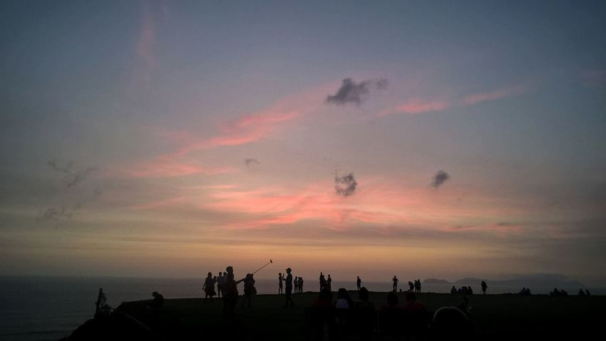 Been There. Sunset Silhouette Dramatic Sky Cloud - Sky Travel Destinations Sky Sun Tourism Multi Colored Scenics Outdoors Vacations Togetherness Landscape Horizon Over Water People Architecture City Beauty In Nature EyeEm Best Shots Moments Inspired By Beauty Artistic Sunset_collection