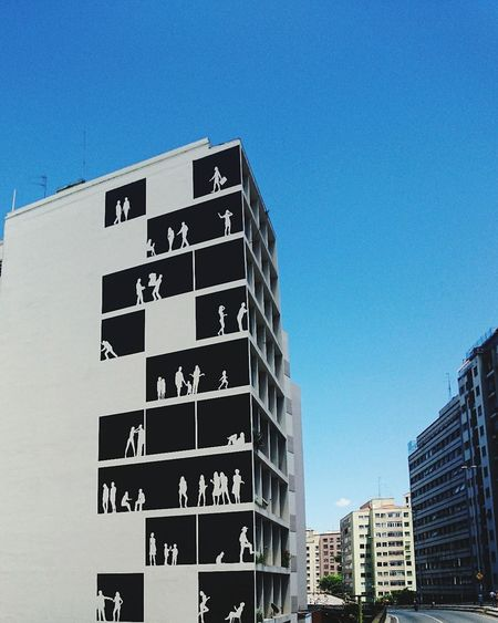 Architecture Building Exterior No People Clear Sky Built Structure Day Brazil Saopaulocity SAMPAcity