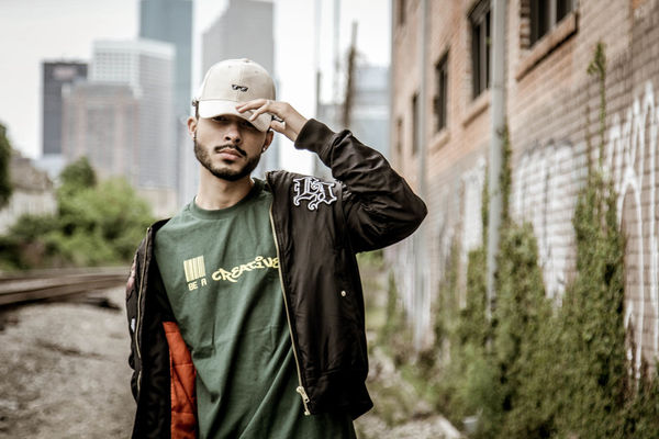 The Fashion Photographer - 2018 EyeEm Awards Beard Built Structure Casual Clothing City Clothing Day Focus On Foreground Front View Looking Mid Adult One Person Outdoors Portrait Waist Up Young Adult Young Men