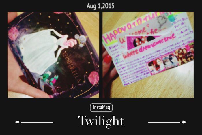 Birthdaycard Surprise Gift Hopeshelikesit