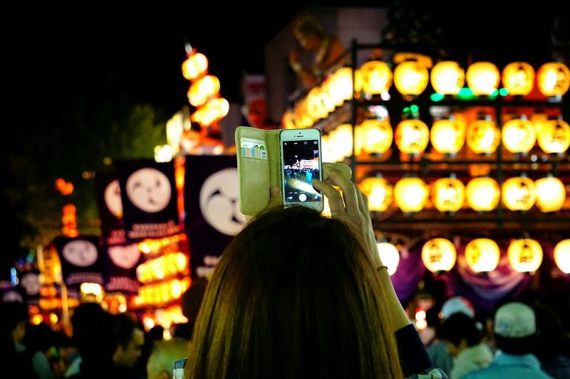 秋祭り 2/3 Capture The Moment Autumn Festival Lantern Streetphotography Light And Shadow Hitori. From My Point Of View Taking Photos Uzu St. Fine Art Landscapes Women Who Inspire You EyeEm Best Shots 15_10