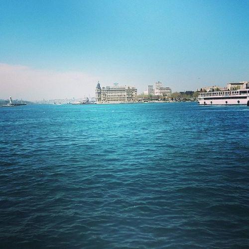 Comeseeturkey Sea Blue History