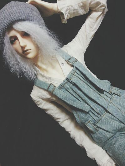 Bjd Dolls Overalls Ball Jointed Doll