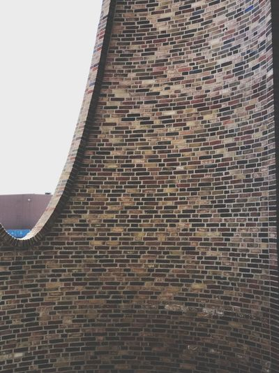 Buildings Building Exterior Denmark Vejle Brick Wall Brick Architecture Wall Built Structure Wall - Building Feature Pattern Building Exterior Building Travel Destinations Outdoors Tourism Nature No People Day Clear Sky Low Angle View Textured  Travel City