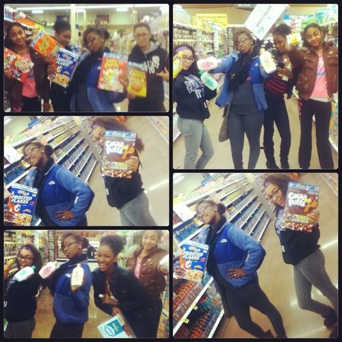 Us Early Being Ratchet Lol